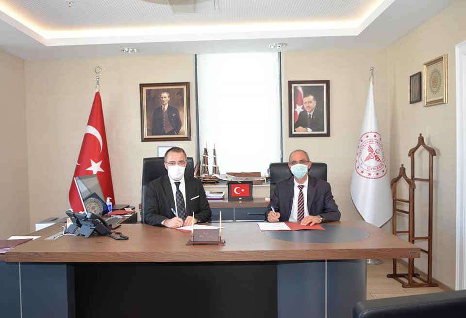 Sağlık Bakanlığı ile KAEÜ İş Birliği Protokolü İmzaladı