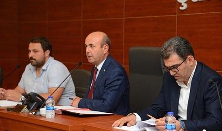Seçkin Kolukırık'tan Trafik Komisyonu önergesi