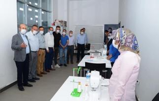 Ekicioğlu: 330 bin maske üretip, ücretsiz dağıtık!