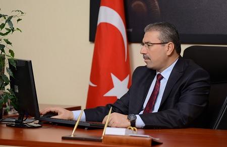 """Osman Demir'den """"Basın Bayramı"""" mesajı"""