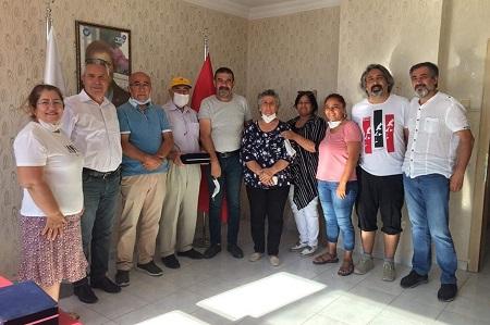 ÇYDD Kırşehir Şubesi Burs vermeye devam ediyor