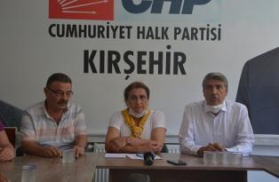 Gökçınar: İstanbul Sözleşmesi kırmızı çizgimizdir!