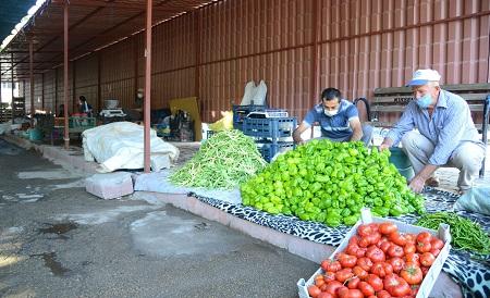 Organik Köy Pazarı ilgi görüyor