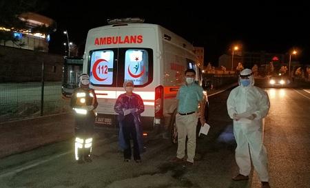 Kırşehir Filsyasyon ekibi alarma geçti
