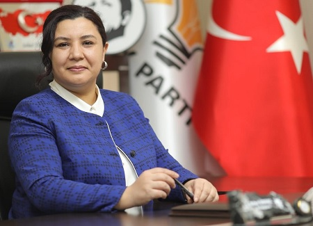 AK PARTİ İL BAŞKANI SEHER ÜNSAL'DAN KURBAN BAYRAMI MESAJI