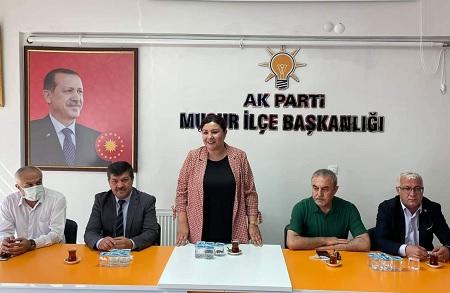 AK Parti Kırşehir Teşkilatları: Bir Olalım, İri Olalım, Diri Olalım!