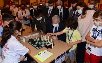 Ahilik Haftası'nda Satranç Turnuvası